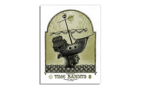 Time Bandits [Regular] by C.S. Logan