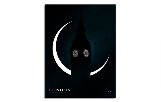 London by Justin Van Genderen