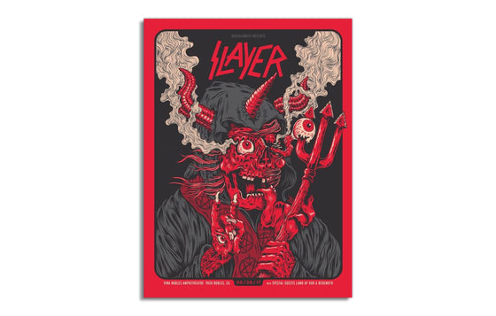 Slayer  by Lurk and Destroy