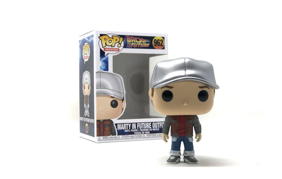 Marty McFly 962 by Funko Pop!