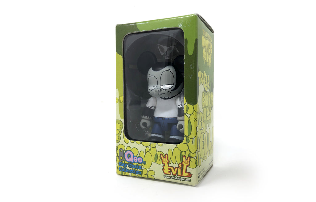 MCA Evil Ape Toy2R Qee x Tower Records