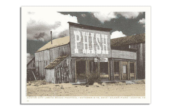 Phish [Austin City Limits 2010] by Micah Smith