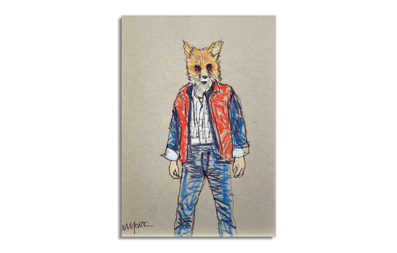 Marty McFox by MMont