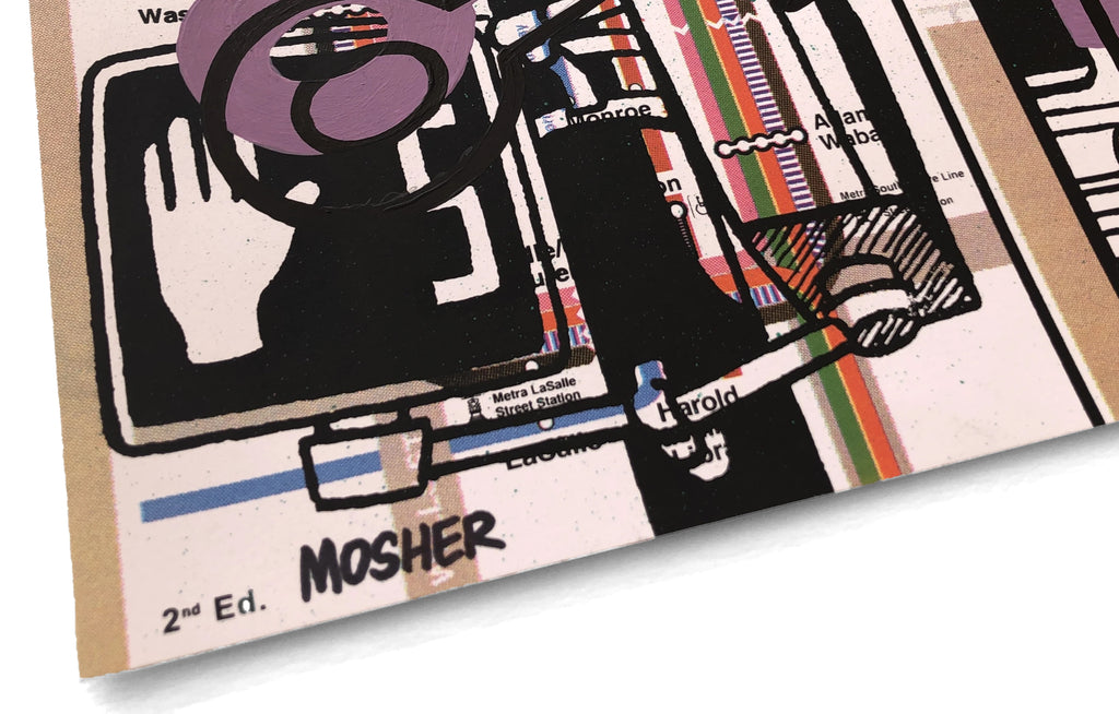 Paper Plain by Mosher