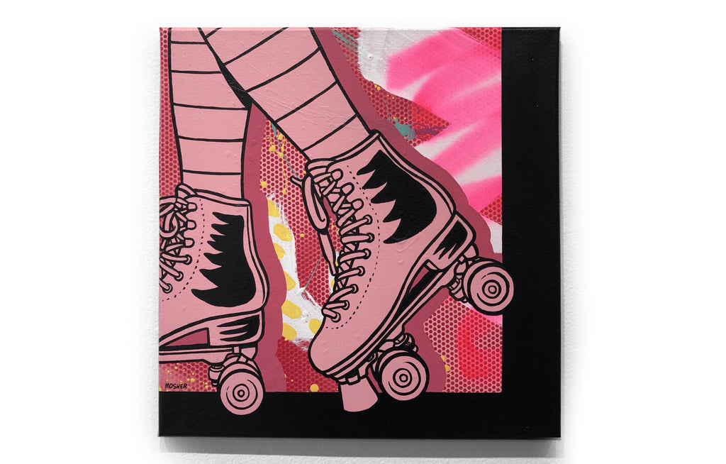 Roller Skates #2 by Mosher