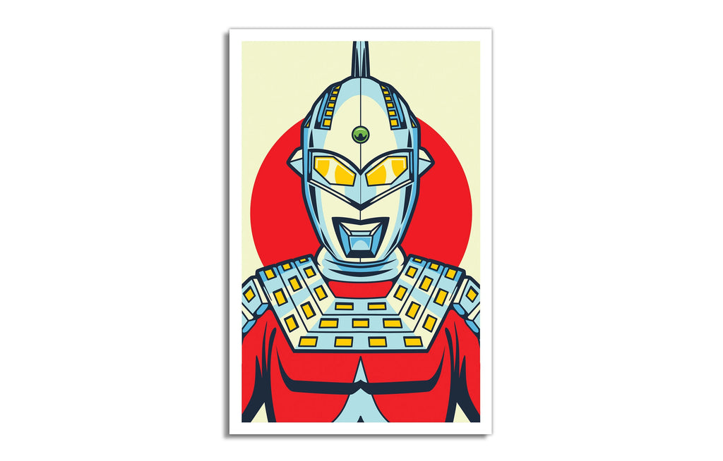 Ultraseven by Matt Reedy