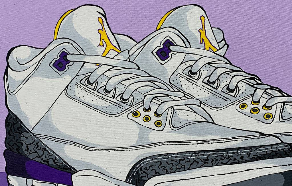 Air Jordan 3 - Kobe by Eric Pagsanjan