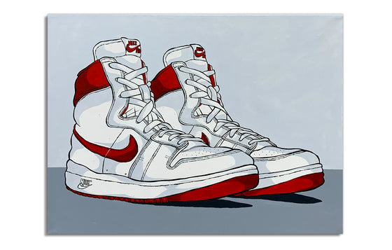Jordan - Nike Air Ship by Eric Pagsanjan