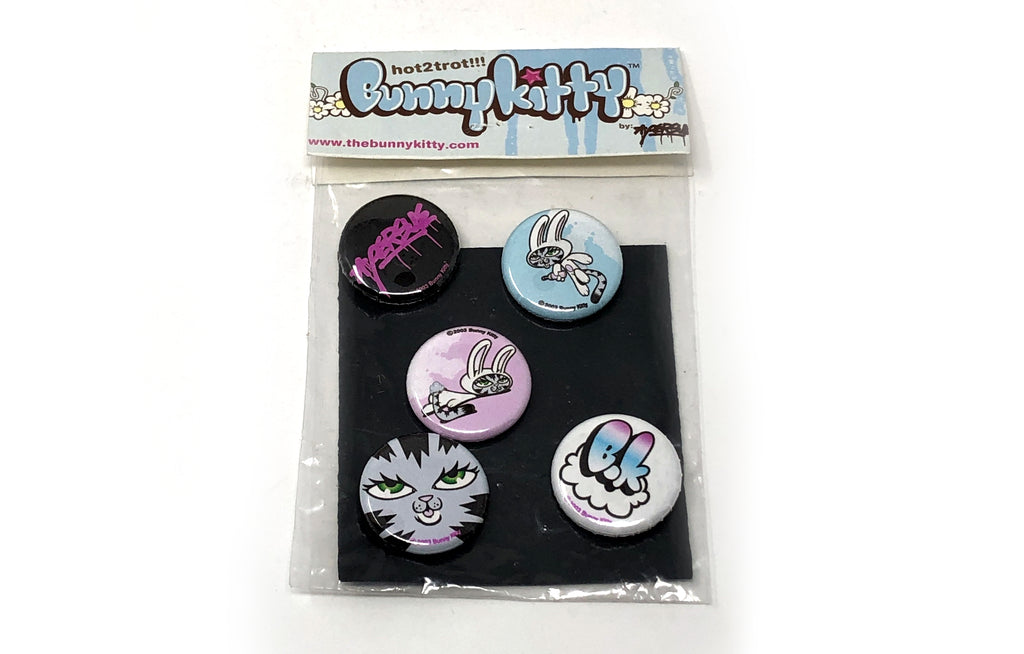 Button Pack by Bunny Kitty