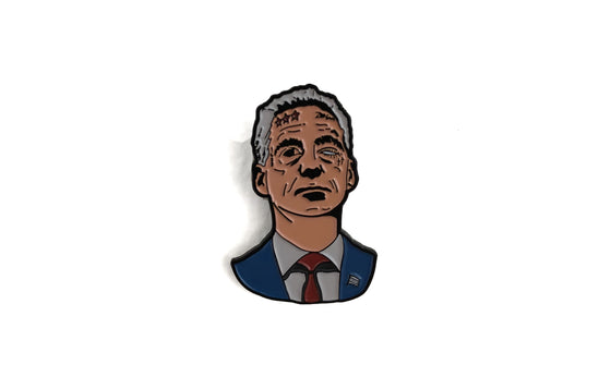 Fetty Rahm Enamel Pin by ANTBEN