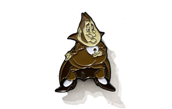 Enamel Pin [Count Calorie] by Ron English