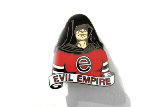 Rage Against The Empire Enamel Pin by Punch It Chewie Press