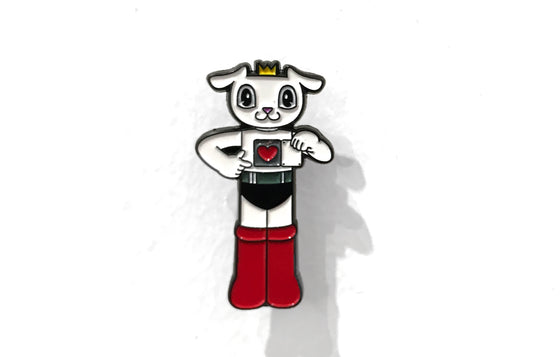 Astro Boy Enamel Pin by Frillz