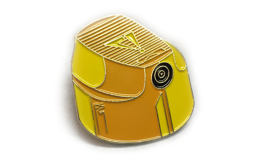 Universal Enamel Pin by Project Street Gold