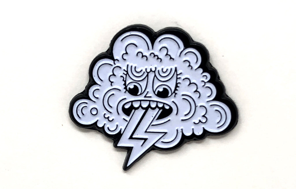 Enamel Pin by Thor