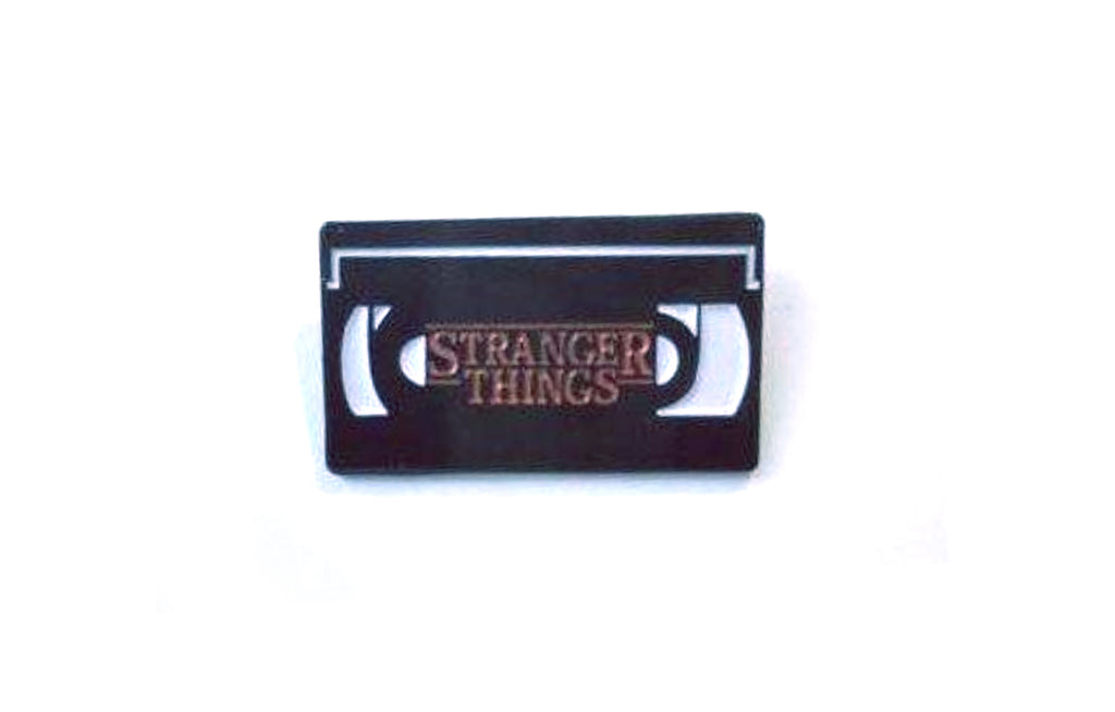 Stranger Things - Now on VHS by Robotron Industries