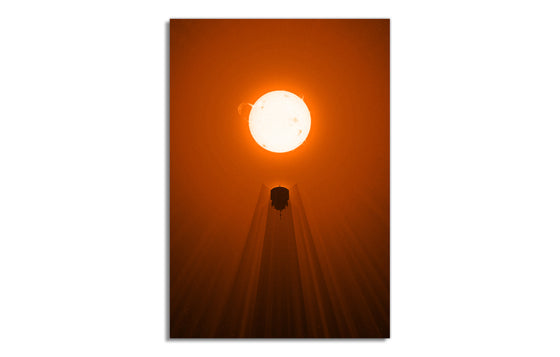 Parker Solar Probe by Marko Manev
