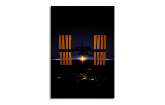 ISS by Marko Manev