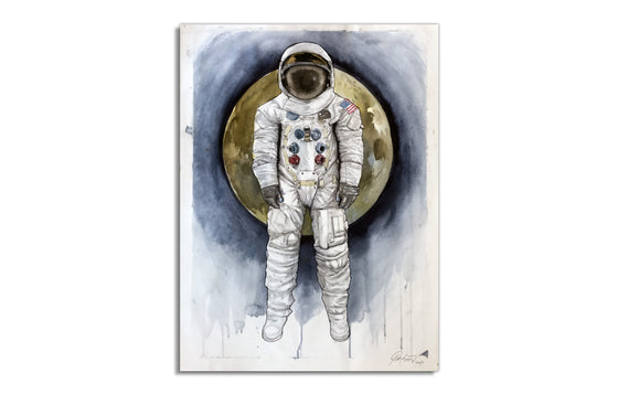 Apollo II [Neal Armstrong] by John Anthony Rodriguez