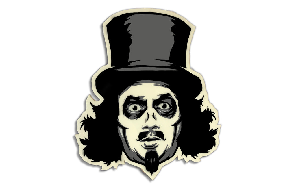 Svengoolie [Glow in the Dark] by Epyon5