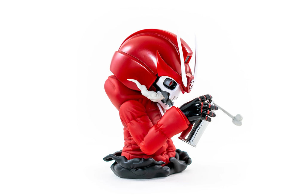 Ravager Code Red by Quiccs x Martian Toys