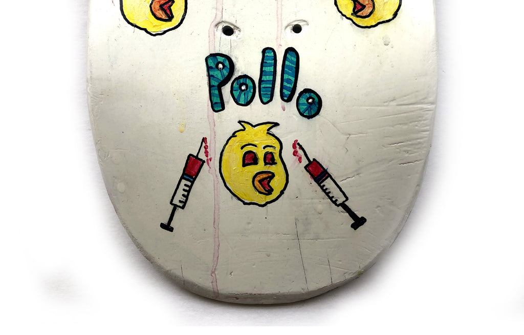 Narco Pollo by Tom Billings