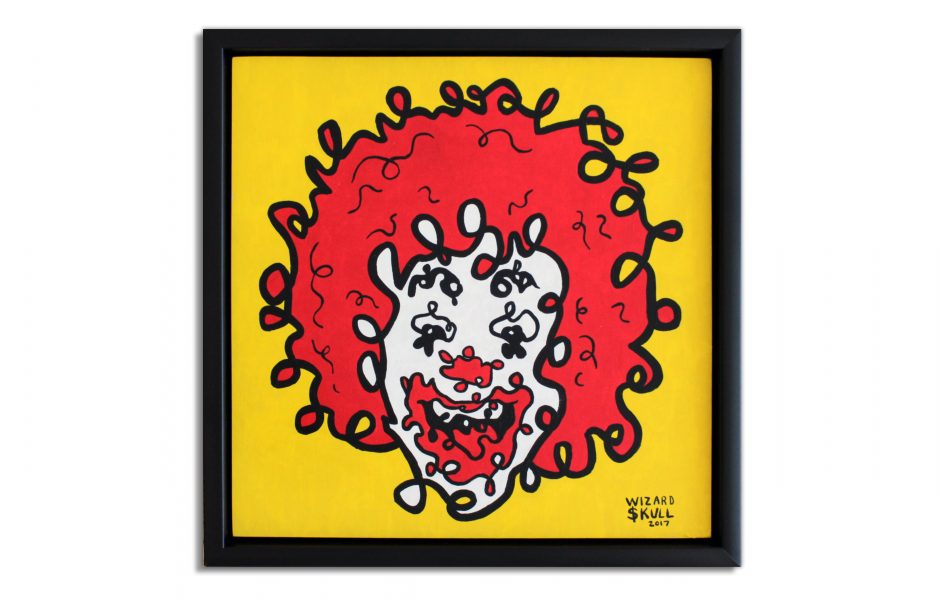 Ronald by Wizard Skull