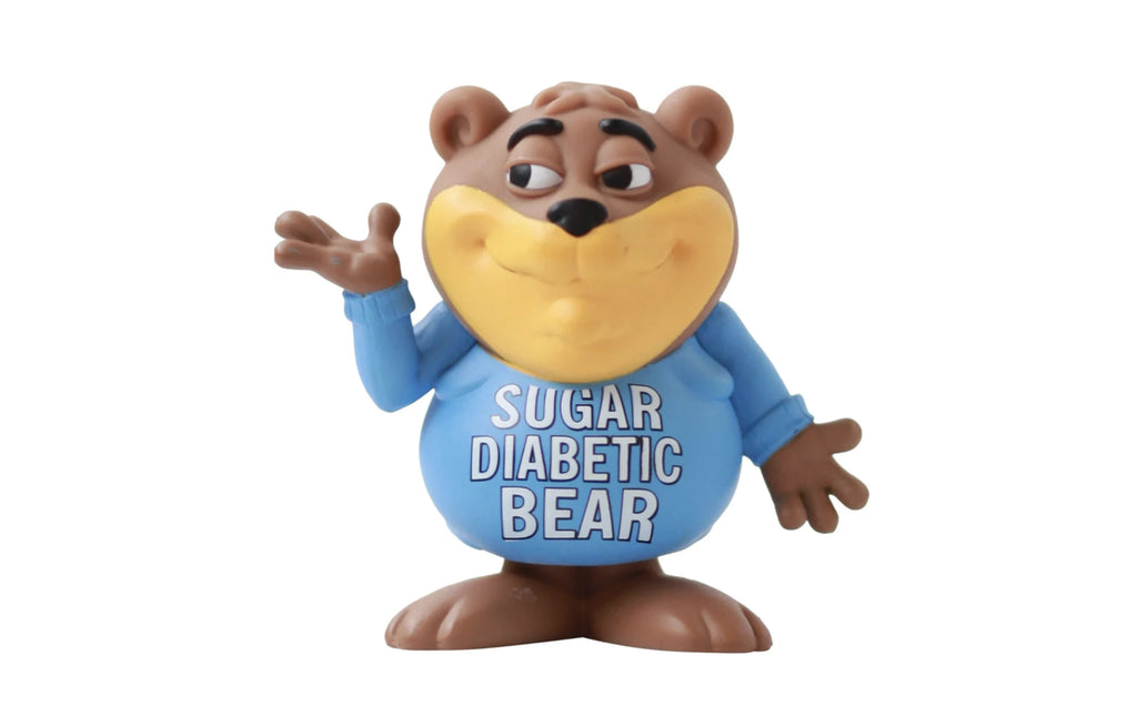 Sugar Diabetic Bear [Mini] by Ron English
