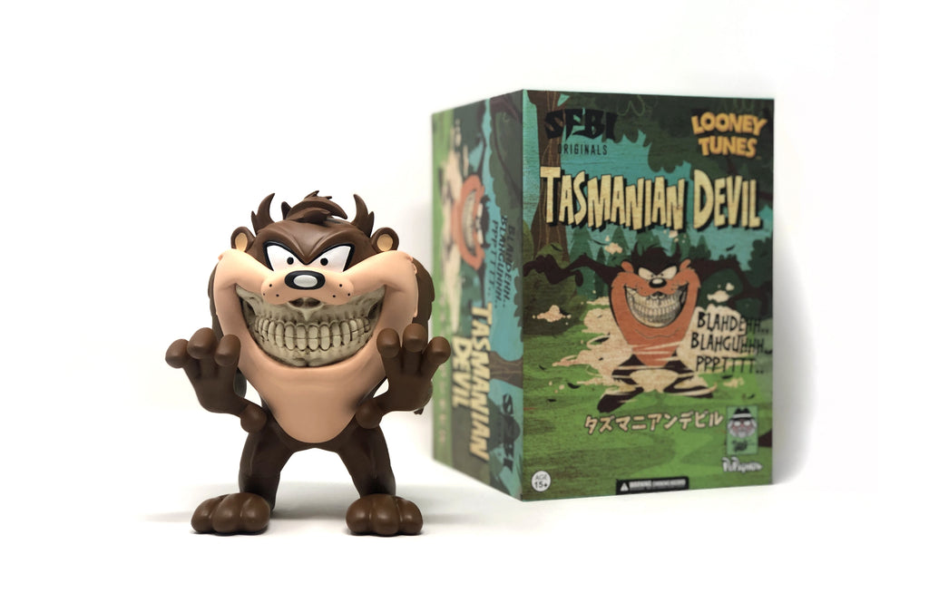 Tasmanian Devil by Ron English