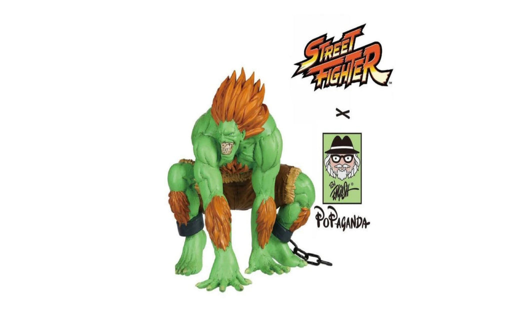 Blanka by Ron English