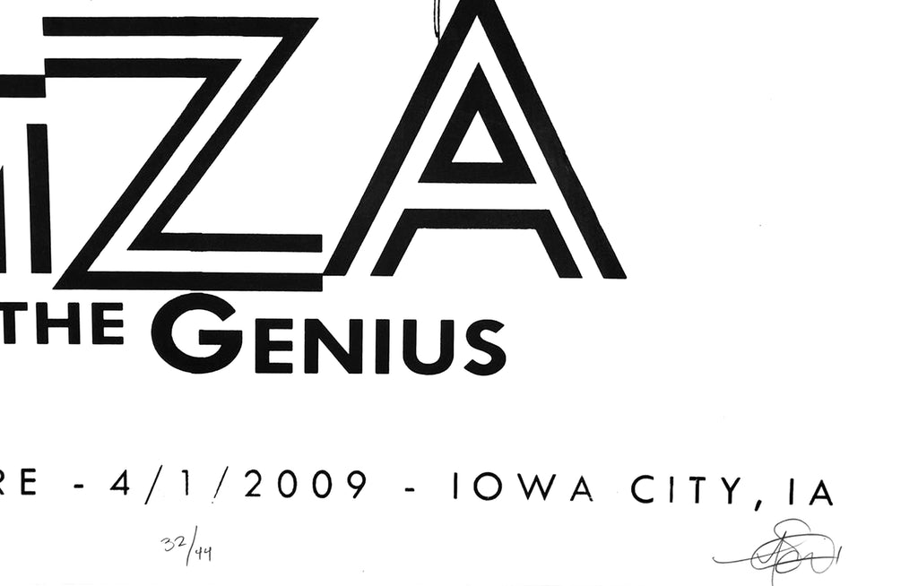 GZA by Andy Schmidt | Starman Press