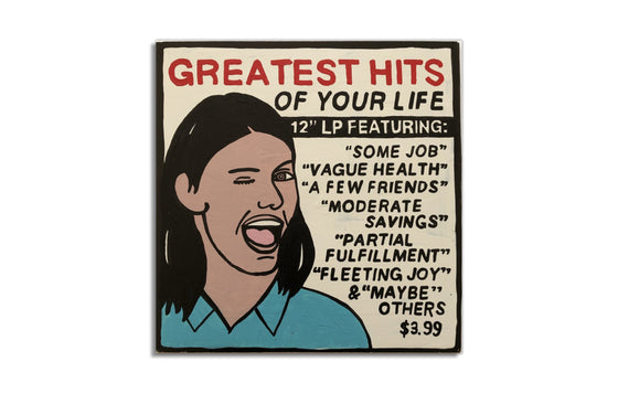 GREATEST HITS by Derek Erdman