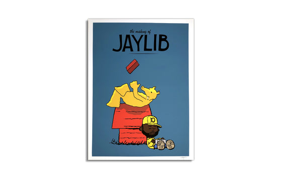 Jaylib by Franck Carteron [Shades of Blue Prints]