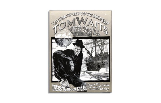 Tom Waits Live by Katrina Catizone