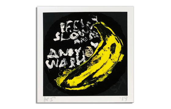 Velvet Underground | Andy Warhol [Black] by Kerry Smith