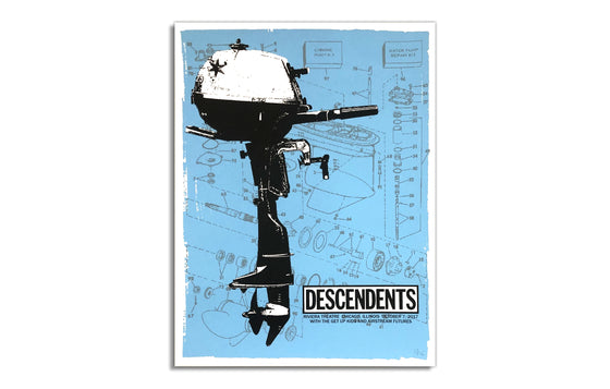 Descendents by Rudderless Designs