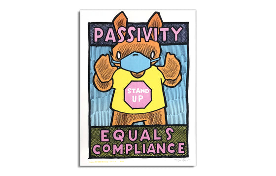 Passivity Equals Compliance by Jay Ryan