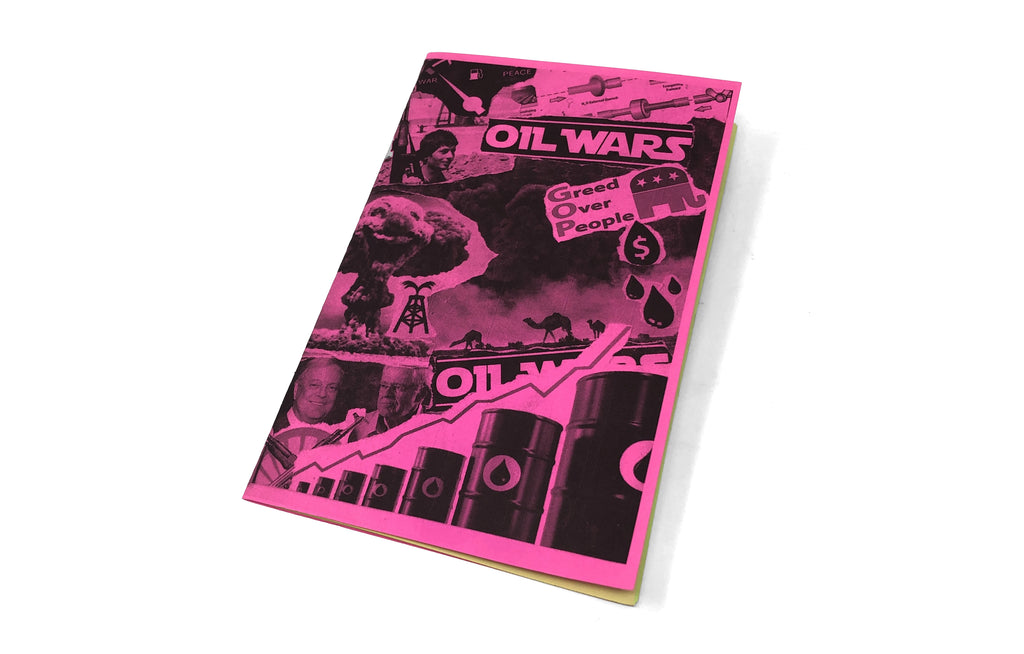 Oil Wars by Glass Cuisine