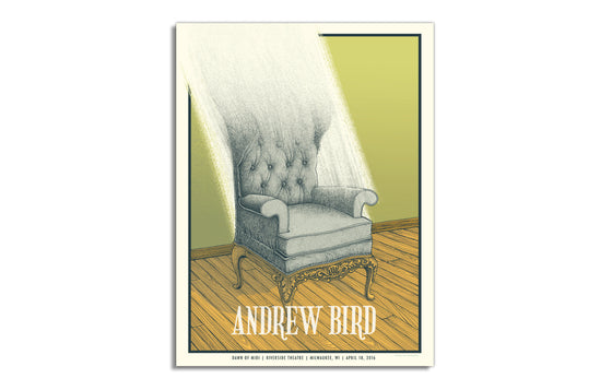Andrew Bird by Justin Santora