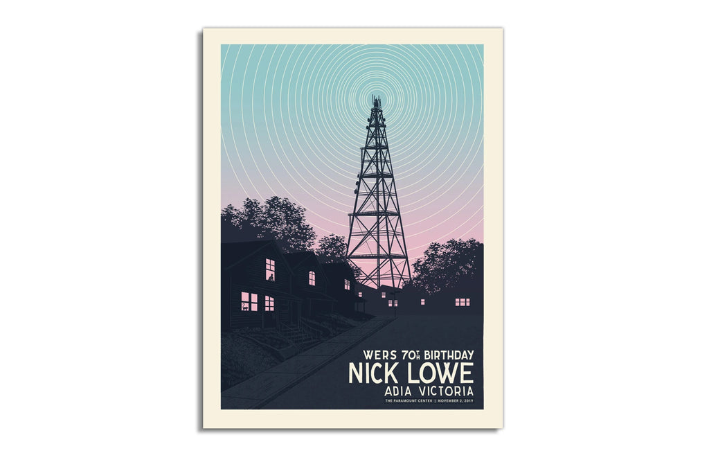 Nick Lowe by Justin Santora