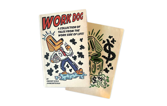 Work Dog [ZINE] by Vincent Scala