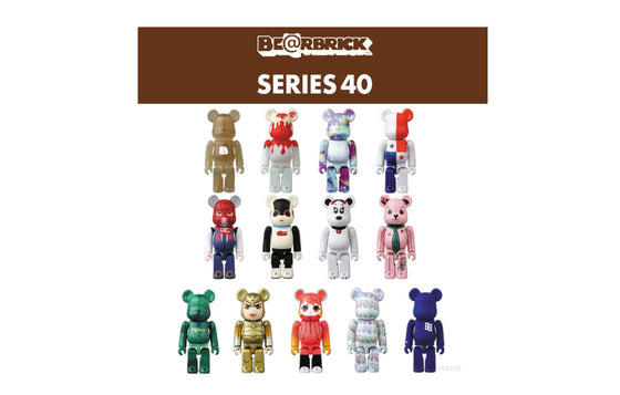 Series 40 Be@rbrick by Medicom Toy