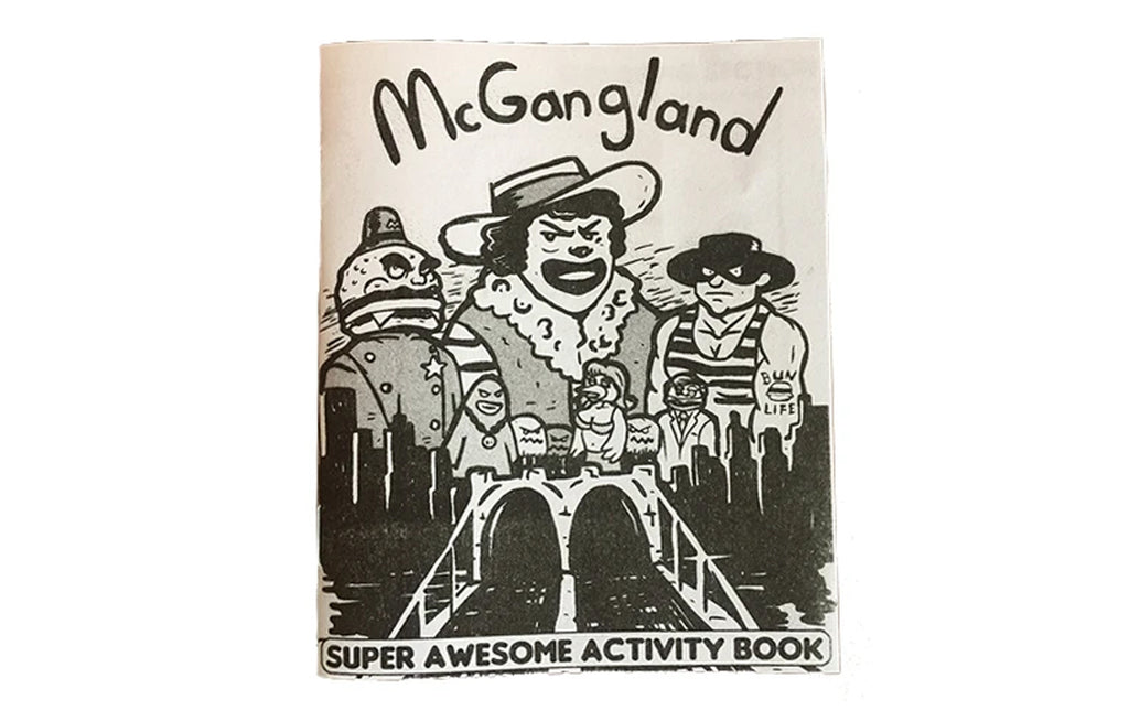 McGangland by Seth Relentless