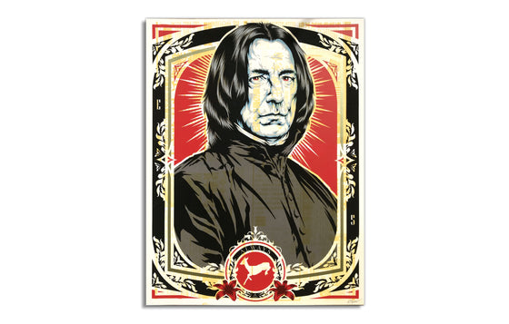 Professor Snape by Epyon5