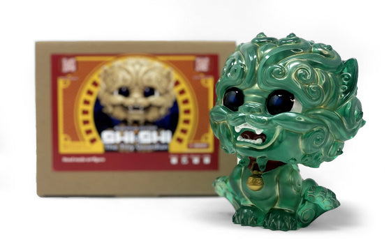 Shi-Shi: Tiny Guardian [Resin] by Bigshot Toys