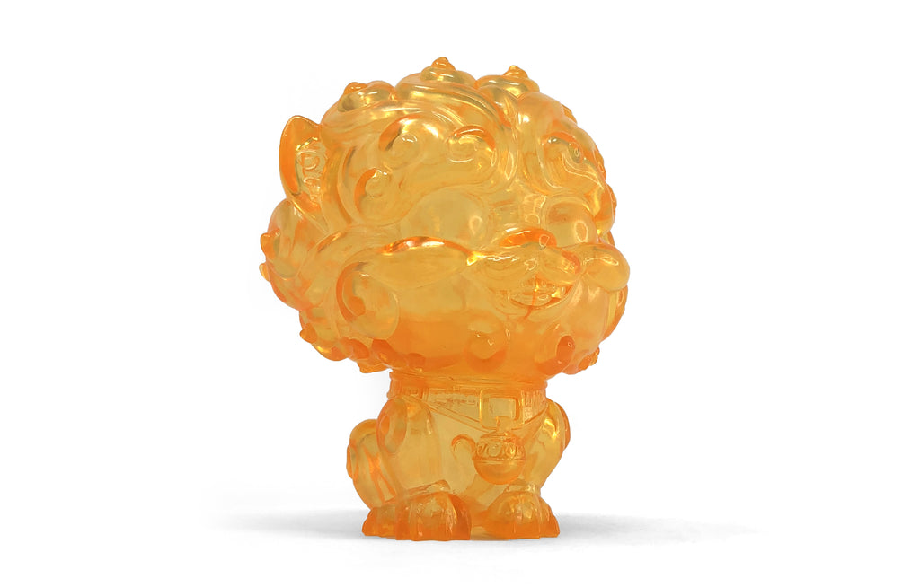 Shi-Shi The Tiny Guardian [Sofubi] by Bigshot Toys