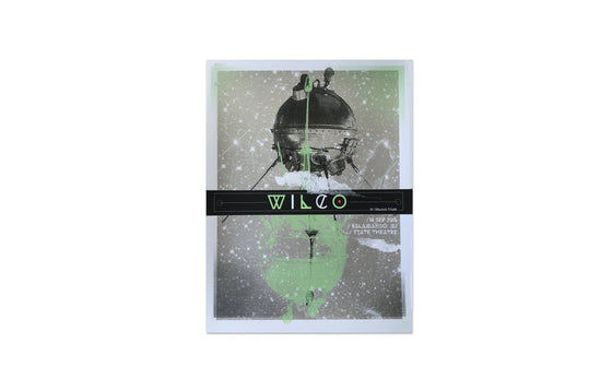 Wilco [2015] by The Silent P