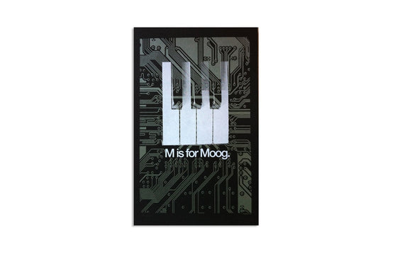 M is For Moog by The Silent P