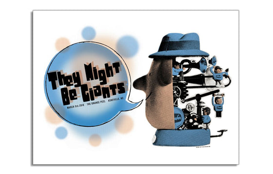 They Might Be Giants [2010] by Silent P