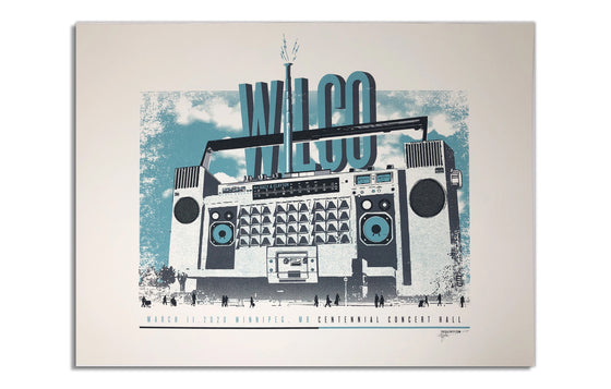 Wilco [2020] by The Silent P